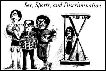 Sexual discrimination in politics
