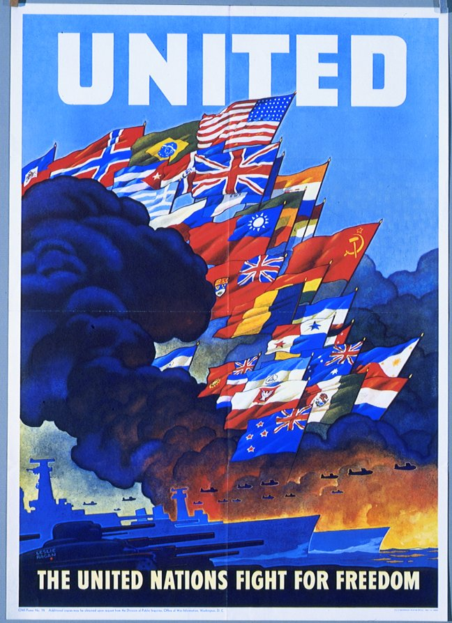 the roles of great britain the united states and russia in the allies winning in world war ii Britain and france had great hopes of victory up until 1917 the new army divisions were only beginning to take the field in 1915 russia had also made great strides in mobilization and austria.