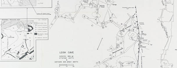 Leigh cave, June 1976