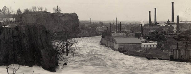 Flood of March 1902 in Paterson, New Jersey